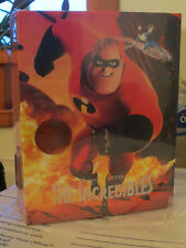 The Incredibles Blu-Ray Steelbook [KimchiDVD] Exclusive #36 One-Click Low Number