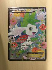 Pokemon Shaymin EX Legendary Treasures RC21/RC25, TCG selten englisch!