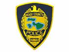 US Maui County Hawaii Police Patch