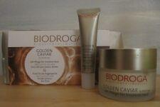 Biodroga Golden Caviar Set  /  24h Pflege 50ml + Augenfluid 10ml