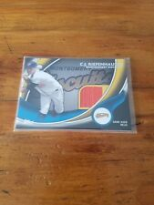 2014 TOPPS PRO DEBUT C J RIEFENHAUSER *FUTURES GAME USED JERSEY*  BISCUITS