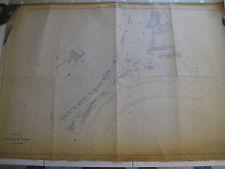 ROMA Mappa Catastale n. 799 via della Magliana P.zza A. Meucci TEVERE 1943 c.