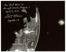 Astronaut Archives offers Fred Haise signed Apollo 13 crippled spacecraft Sale!