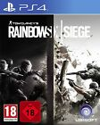 PS4 Tom Clancy's Rainbow Six Siege 100% Uncut NEU Playstation 4 Paketversand