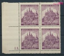 Bohemen en Moravië 27 met Nummerplaat postfris MNH 1939 Ruttenberg (9310331