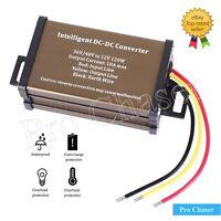 Golf cart DC converter 36V 36 volt voltage reducer regulator to 12V 10A