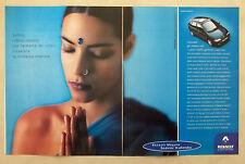 B569-Advertising Pubblicità-1999 - RENAULT MEGANE SCENIC KALEIDO