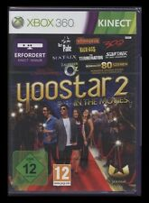 Xbox 360-yoostar 2-in the Movies-KINECT *** NEUF ***