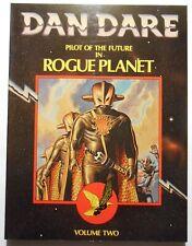 Dan Dare, Vol 2  Rogue Planet (1980, Dragon's Dream) 1st pb ed UNREAD