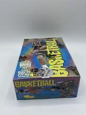 1994 Plastic Sealed Classic Basketball Wax Box - Shaq Auto???