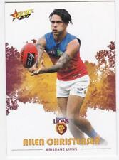 2017 AFL Select Common Card - Brisbane - Allen Christensen