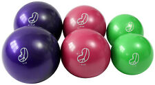 Soft Weighted Ball single or 2 pack, phthalate free, mini medicine balls