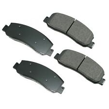 For Ford F-250 F-350 Super Duty 2005-12 Front ProAct Disc Brake Pads Akebono