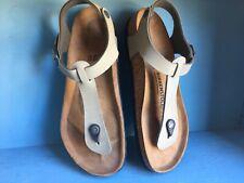 Birkenstock Gizeh Thong Cork Sandals - Original - Size 40 - Excellent Original
