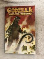 Godzilla Kingdom Of Monsters TPB IDW Comics Collecting #1-12 TP Nice Free Ship