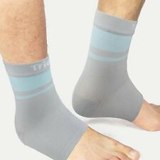 TRIDEER Plantar Fasciitis Arch Premium Ankle Support Foot Compression Sleeve M/L
