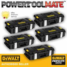 DeWalt DS150 1-70-321 Toughsystem Tool Storage Case *FIVE PACK* *Case Only*