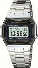 CASIO Standard Digital Watch A164WA-1 100% Genuine product JAPAN OFFICIAL IMPORT