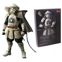 Star Wars Ashigaru Stormtrooper Bow Arrow Realization Samurai Figure Bandai 23
