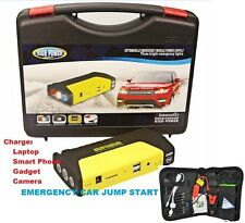 Car Battery Jump Starter Smart Phone Laptop PowerBank USB Charger