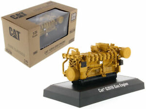 Caterpillar Cat 1/25 Diecast G3516 Gas Engine Core Classics 85238 Vehicle Toy