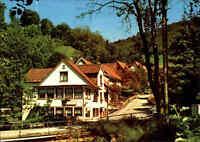WILDEMANN Oberharz Niedersachsen ~1979 Haus Pension Sonnenglanz color Postkarte