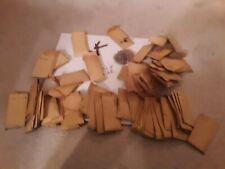Resistors HUGE lot (2000+) VINTAGE assorted ... family estate
