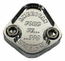 Fuel Pump Block Off Plate Fits Ford FE 390 Engines F009