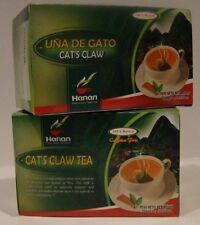 50 Tea bags Una de Gato (Cat's Claw Tea bags) 2 Boxes