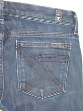 7 for all Mankind Flynt Bootcut Jeans for Women Dark Sz 25