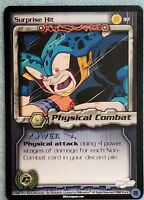 2002 Dragonball Z CCG Cell Games #97 SURPRISE HIT Limited Edition NM