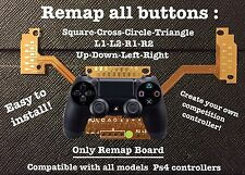 """Remap board Ps4"" Create Your Own Compétition Controller! Easy remapper Ps4"