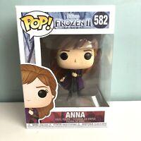 Funko Pop! Vinyl Figure Disney Frozen 2 ANNA Number 582 Brand New In Box