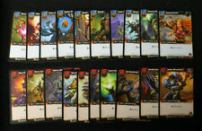 (20) Card WoW Worldbreaker Lot - No Duplicates 2011 World of Warcraft TCG 1-20