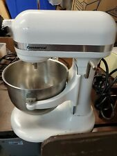 KitchenAid KSMC50S Commercial 350W Stand Mixer Used