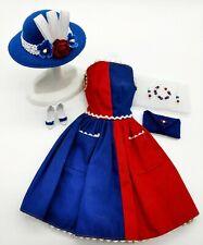 Vintage Barbie Fancy Free In Mint Condition! Super Cute Set Plus Free Extras!