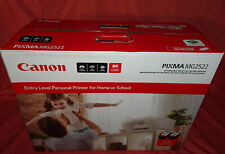 BRAND NEW SEALED = CANON PIXMA MG2522 Wired = INKJET PRINTER with INK = WHITE