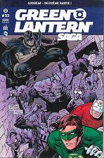 Green Lantern Saga N°33 - Urban Comics/D.C. Comics - Octobre 2015