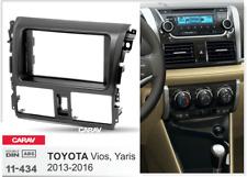 CARAV 11-434 Car Face Fascia Facia Panel Plate Frame For TOYOTA Vios, Yaris 2DIN