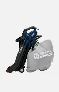 Spear & Jackson Leaf Blower and Vac 3000W s30blv corded