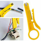 RJ45 Cat5 Punch Down Tool Network UTP LAN Cable Wire Cutter Stripper Cat6 110