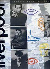 FRANKIE GOES TO HOLLYWOOD liverpool GERMAN 1986 EX LP