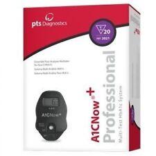 A1C Home Test Kit Glycated Hemoglobin Multi Test 20 Strips Blood Glucose Control