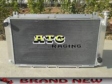 3 rangée 52mm radiateur en aluminium pour nissan patrol gq Y60 4.2 L essence MT