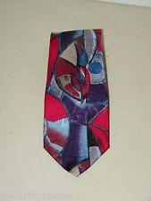 Andhurst Mod Red Tie Neck Necktie 17638