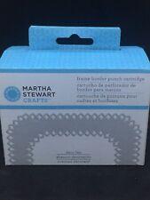 """Martha Stewart Crafts, Frame Border Punch Cartridge ~~""""Deco Fan"""" ~~ NEW"""