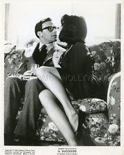 JEAN-LOUIS TRINTIGNANT  ANOUK AIMEE  IL SUCCESSO 1963 VINTAGE PHOTO ORIGINAL