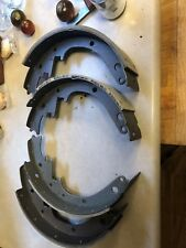 Front Drum Brake Shoe-Relined Front Bendix 227 CMR