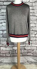 Marks And Spencer Limited Edition Retro Style Jumper Top Plus UK 18 NEW