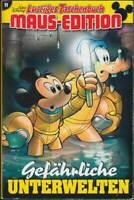 LTB Maus-Edition Band 11: Gefährliche Unterwelten (1. Auflage 2019) Z 2-3